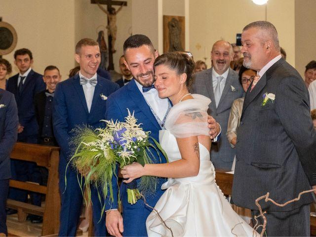 Il matrimonio di Omar e Jessica a Uboldo, Varese 10