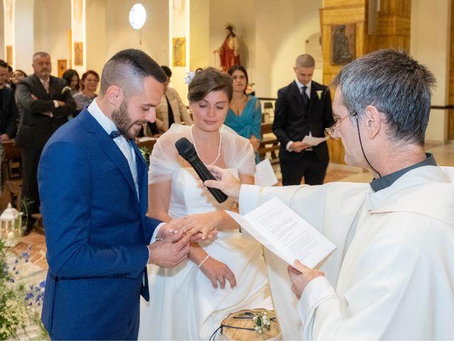 Il matrimonio di Omar e Jessica a Uboldo, Varese 13