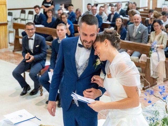 Il matrimonio di Omar e Jessica a Uboldo, Varese 15