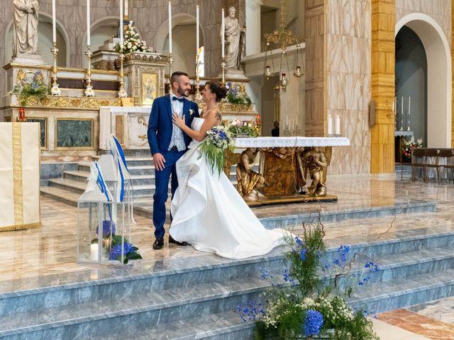 Il matrimonio di Omar e Jessica a Uboldo, Varese 16