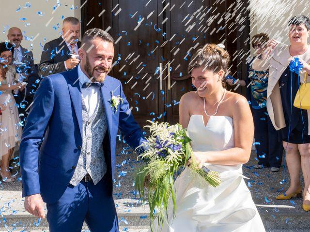 Il matrimonio di Omar e Jessica a Uboldo, Varese 18