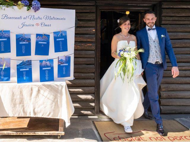 Il matrimonio di Omar e Jessica a Uboldo, Varese 21