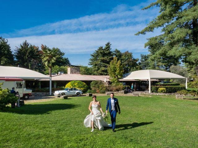 Il matrimonio di Omar e Jessica a Uboldo, Varese 22