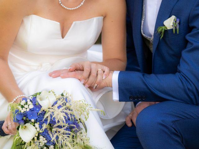 Il matrimonio di Omar e Jessica a Uboldo, Varese 23