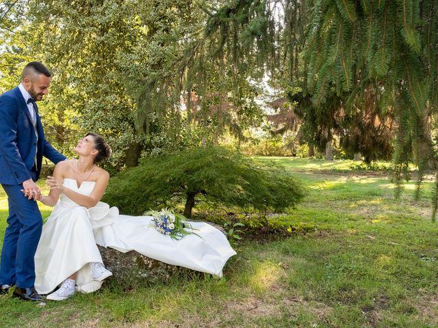 Il matrimonio di Omar e Jessica a Uboldo, Varese 24