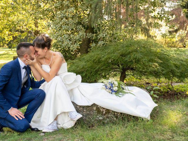 Il matrimonio di Omar e Jessica a Uboldo, Varese 25