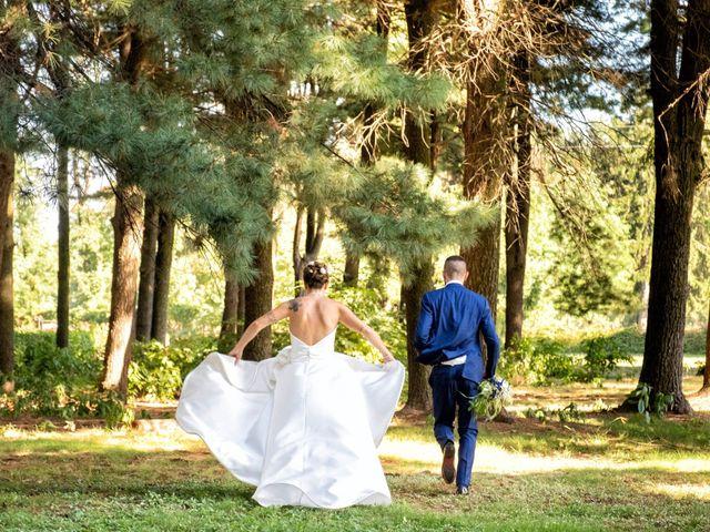 Il matrimonio di Omar e Jessica a Uboldo, Varese 26