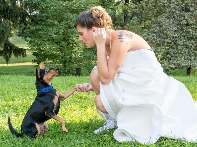 Il matrimonio di Omar e Jessica a Uboldo, Varese 29