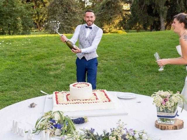 Il matrimonio di Omar e Jessica a Uboldo, Varese 30