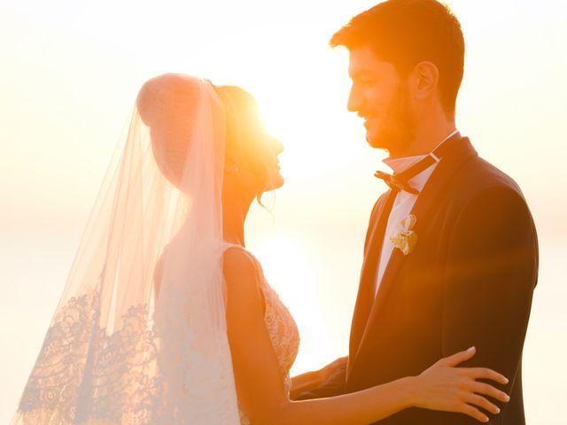 Le nozze di Angelo e Giada
