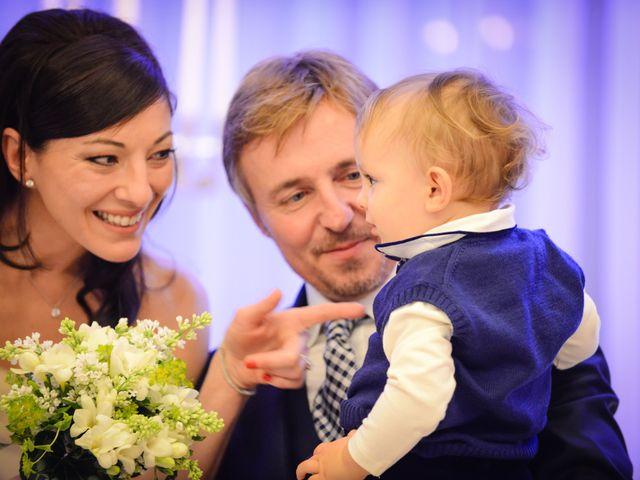 Il matrimonio di Luigi e Anna a Milano, Milano 1