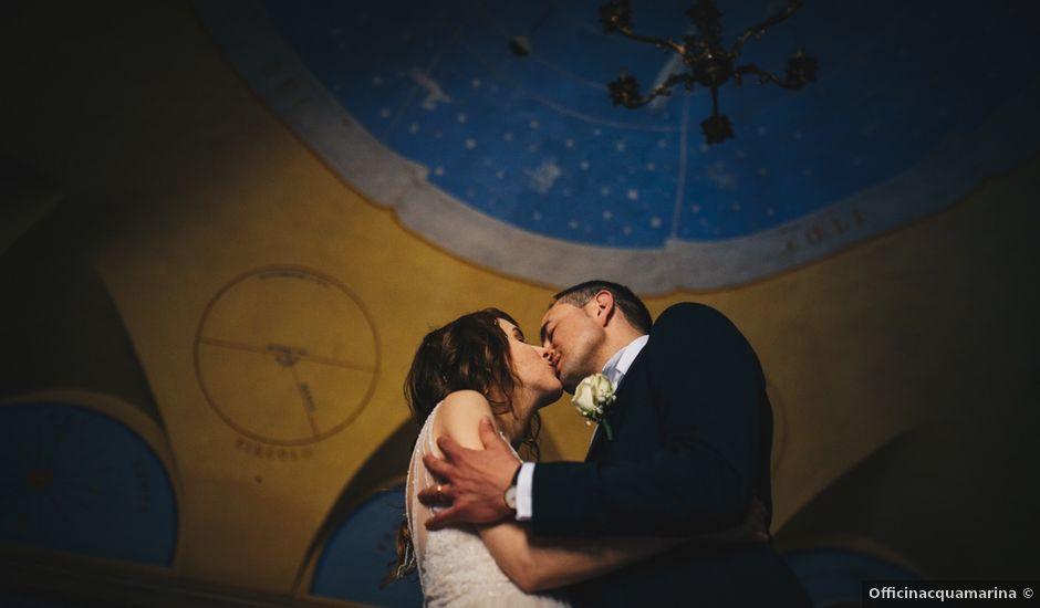 Il matrimonio di Lorenzo e Martina a Borghetto di Vara, La Spezia