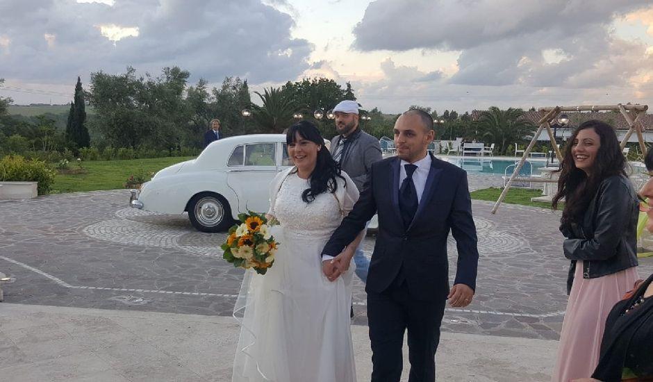Il matrimonio di Rosaria e Emanuele a Roma, Roma