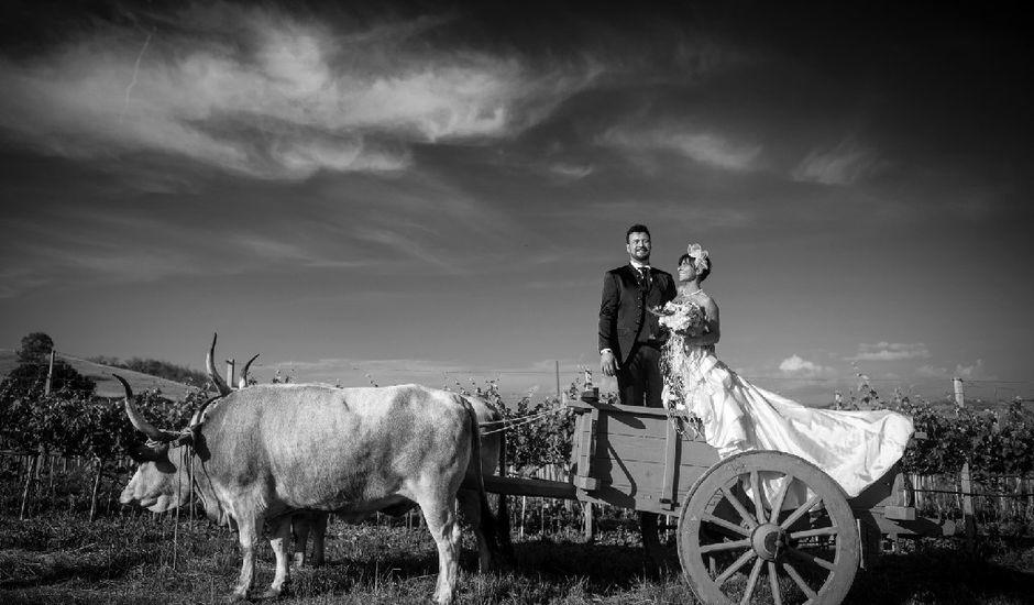 Il matrimonio di Luca e Elena a Scansano, Grosseto