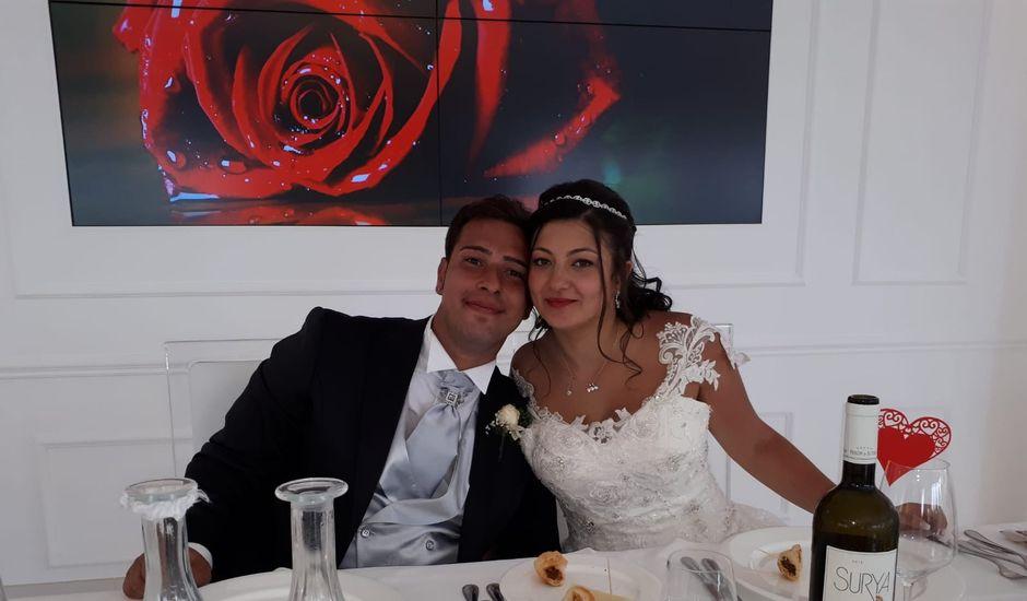 Il matrimonio di Salvatore  e Lorena  a Mirabella Imbaccari, Catania