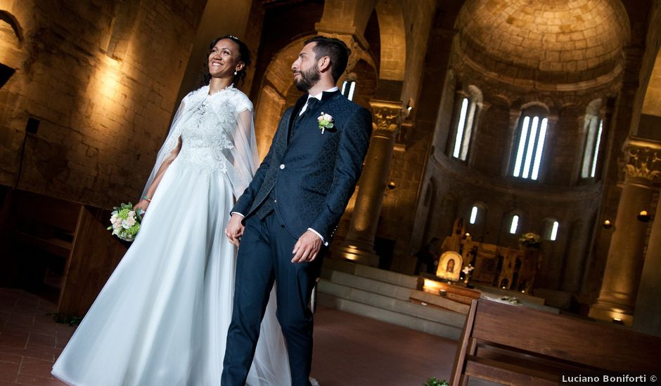 Il matrimonio di Daniel e Margherita a Pratovecchio, Arezzo