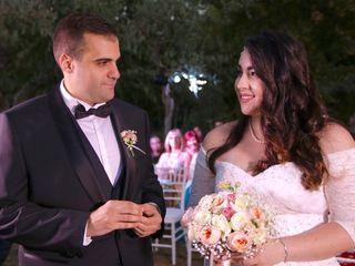 Le nozze di Maricelyz  e Maximiliano  1