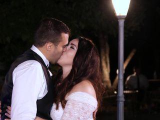 Le nozze di Maricelyz  e Maximiliano