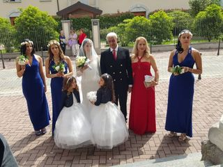 Le nozze di Jessika e Andrea 1