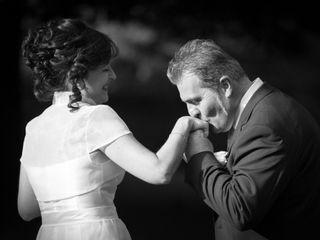 Le nozze di Barbara e Gianni