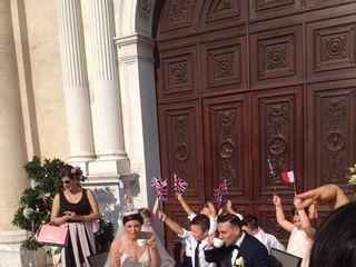 Le nozze di Paolo Rossi e Irene Bin 1