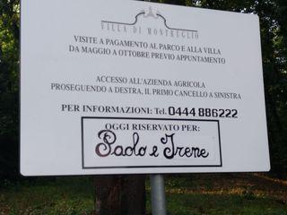 Le nozze di Paolo Rossi e Irene Bin 2