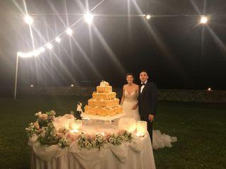 Le nozze di Paolo Rossi e Irene Bin