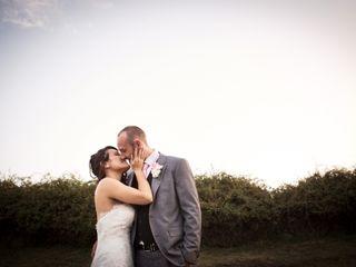 Le nozze di Claudia e Gary