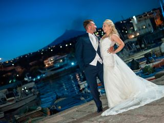 Le nozze di Alfio e Daniela
