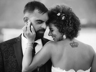 Le nozze di Francesco e Giuliana
