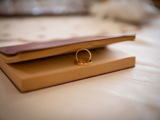 Le nozze di Francesco e Giuliana 1