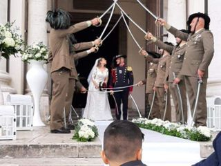 Le nozze di Federica e Rocco