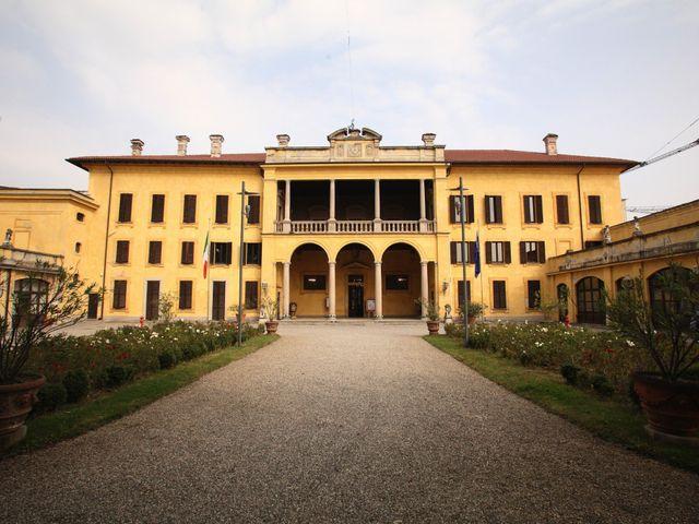 Il matrimonio di Daniele e Roberta a Castano Primo, Milano 1