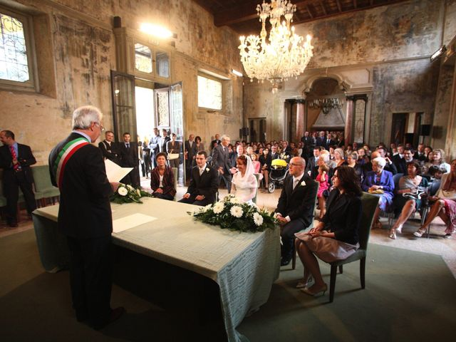 Il matrimonio di Daniele e Roberta a Castano Primo, Milano 2