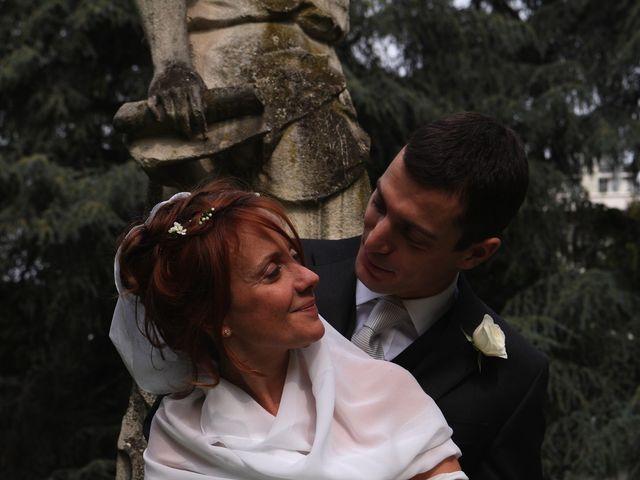 Il matrimonio di Daniele e Roberta a Castano Primo, Milano 9