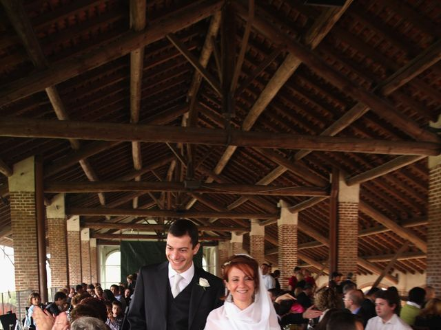 Il matrimonio di Daniele e Roberta a Castano Primo, Milano 19