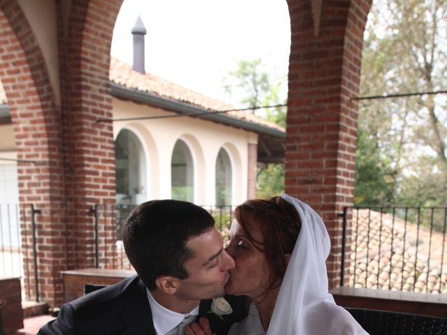 Il matrimonio di Daniele e Roberta a Castano Primo, Milano 20