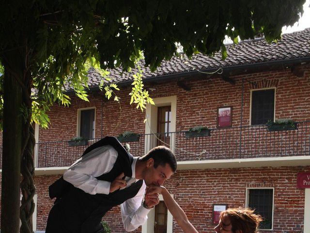 Il matrimonio di Daniele e Roberta a Castano Primo, Milano 23