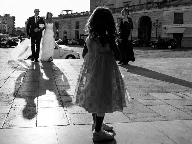 Il matrimonio di Giuseppe e Simona a Galatina, Lecce 9