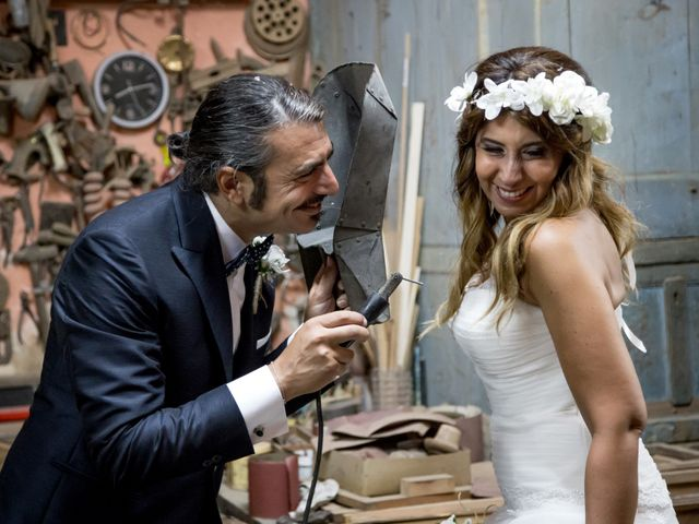 Il matrimonio di Giuseppe e Simona a Galatina, Lecce 13