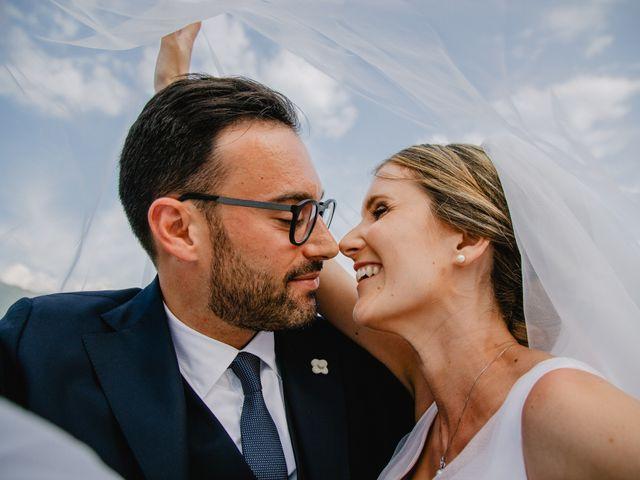 Le nozze di Arianna e Tommaso