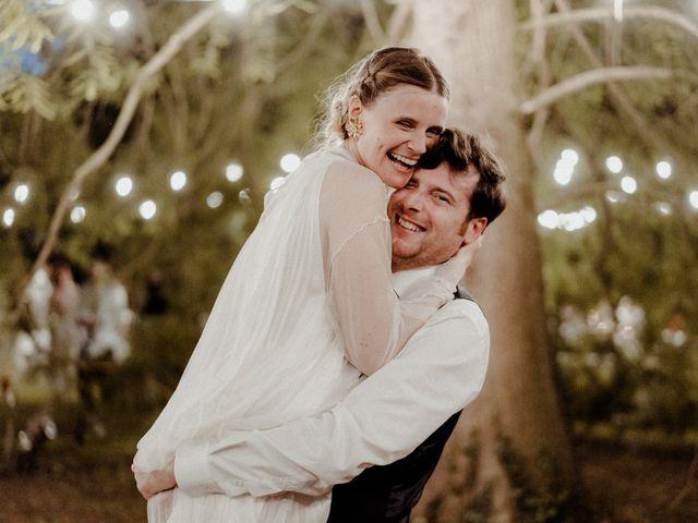 le nozze di Chiara e Giovanni