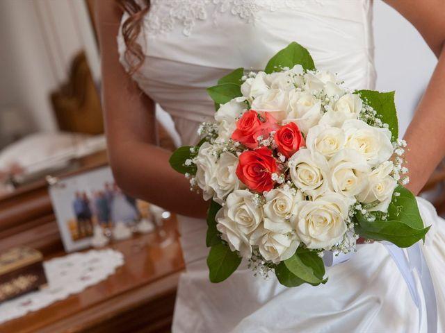 Il matrimonio di Federico e Daniela a Uboldo, Varese 9