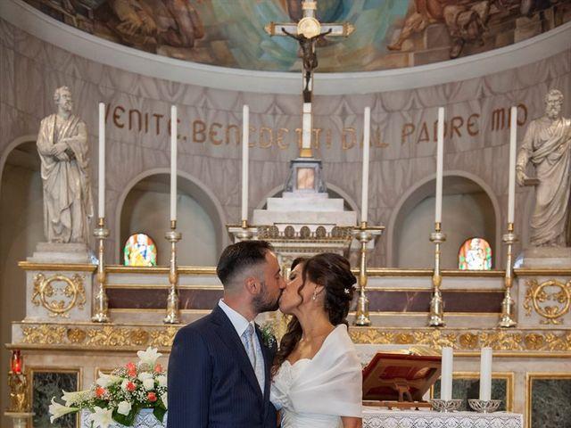 Il matrimonio di Federico e Daniela a Uboldo, Varese 14
