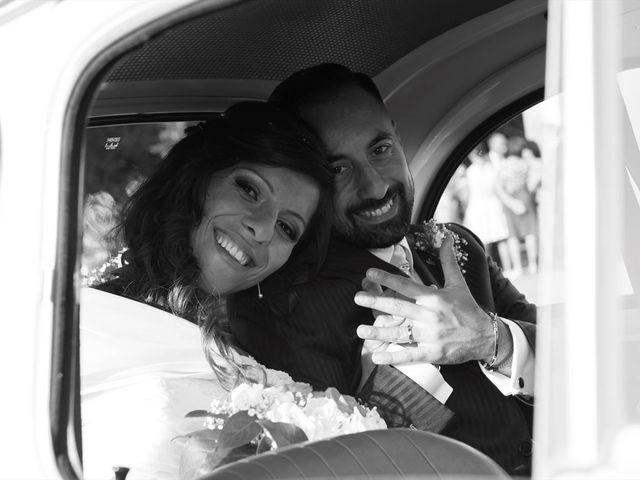 Il matrimonio di Federico e Daniela a Uboldo, Varese 17