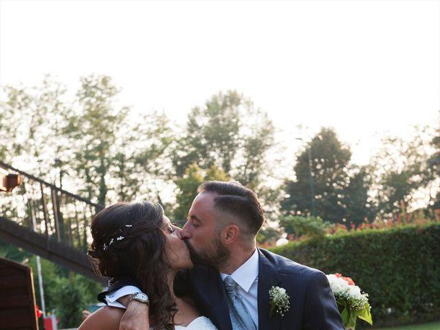 Il matrimonio di Federico e Daniela a Uboldo, Varese 25