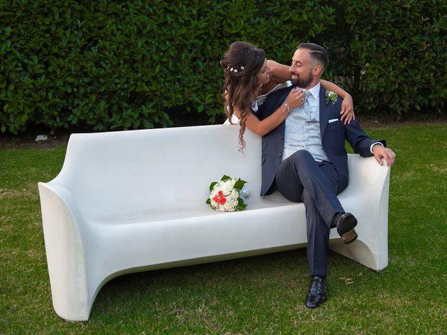 Il matrimonio di Federico e Daniela a Uboldo, Varese 27