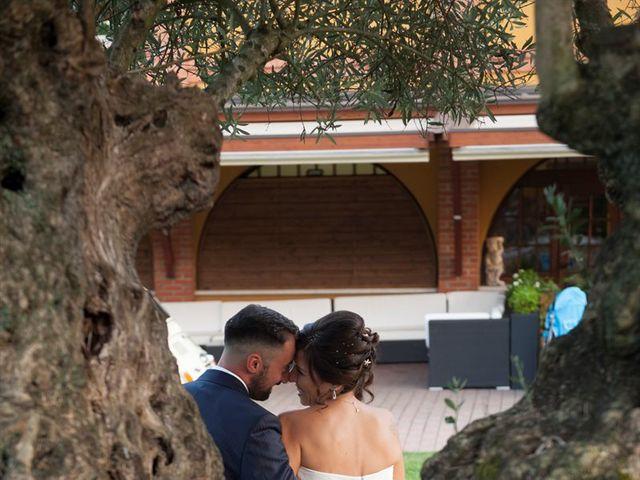 Il matrimonio di Federico e Daniela a Uboldo, Varese 28