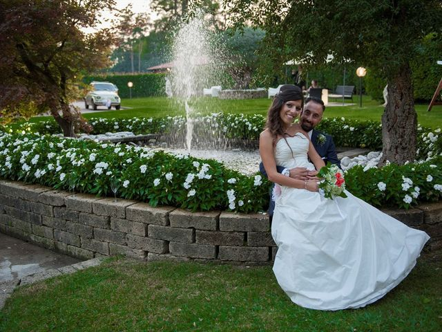 Il matrimonio di Federico e Daniela a Uboldo, Varese 32