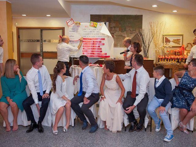 Il matrimonio di Federico e Daniela a Uboldo, Varese 36